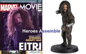 Marvel Movie Collection Special #17 Eitri Avengers Infinity War Figurine Eaglemoss Publications