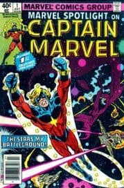 Marvel Spotlight Comics (1979 Series)