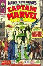 Marvel Super-heroes Comics (1966 Series)