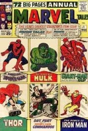 Marvel Tales Comics
