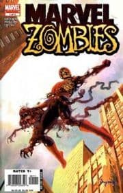 Marvel Zombies Comics