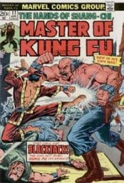 Master Of Kung-Fu Comics