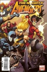 Mighty Avengers Comics, The