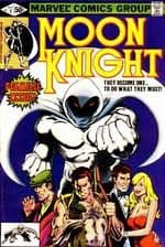 Moon Knight Comics (1980 Series)
