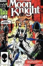 Moon Knight Fist Of Khonshu (1985 Series)