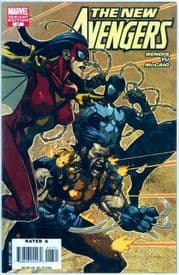 New Avengers #27 1:50 Retail Incentive Variant Marvel comic book