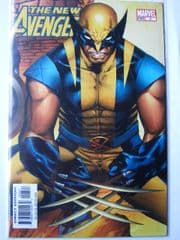 New Avengers #3 Wolverine Retail Incentive Variant NM