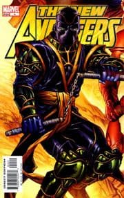 New Avengers #4 Ronin Retail Incentive Variant First Appearance Maria Hill SHIELD Marvel comic book