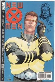 New X-Men #118 Signed Ethan Van Sciver Remarked Cyclops Sketch Jay Company COA Ltd 25 Marvel