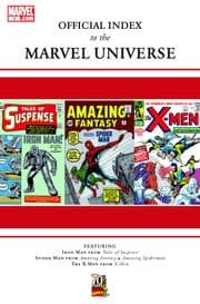 Official Index To The Marvel Universe Comics