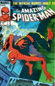 Official Marvel Index To The Amazing Spider-man