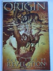 Origin #5 DF Signed Andy Kubert COA Ltd 999
