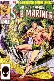 Prince Namor, The Submariner