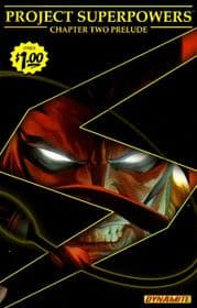 Project Superpowers 2 Prelude (2008) Dynamite Entertainment comic book