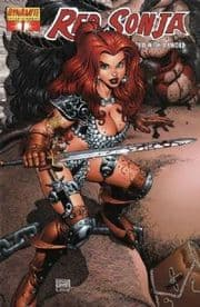 Red Sonja #1 Art Adams 1:25 Retail Incentive Variant Dynamite Entertainment comic book