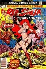 Red Sonja Comics (1977 Series)