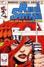 Red Sonja Comics (1983 Series)