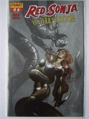 Red Sonja vs. Thulsa Doom #2 RRP Dell'Otto 1:50