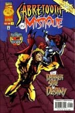 Sabretooth And Mystique