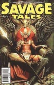 Savage Tales #4 Cover A Stjepan Sejic Red Sonja