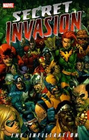 Secret Invasion Graphic Novels