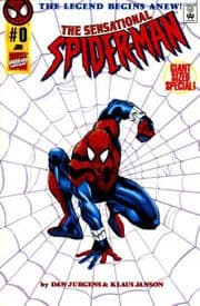 Sensational Spider-man Comics (1996 Series)