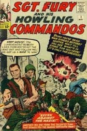 Sgt. Fury And His Howling Commandoes