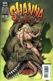 Shanna The She-Devil (2007 Series)
