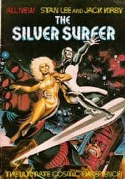 Silver Surfer Books