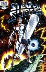 Silver Surfer Comics (1982)