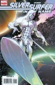 Silver Surfer In Thy Name Comics
