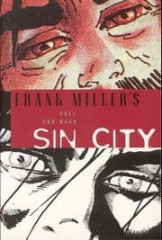 Sin City Hell And Back Volume 7 Graphic Novel Trade Paperback TP by Frank Miller Dark Horse Comics