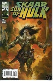 Skaar Son Of Hulk #1 Bell Retail Incentive Variant 1:25 Marvel comic book