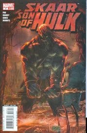Skaar Son of Hulk #3 (2008) Marvel comic book