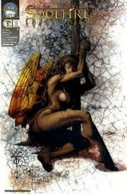 Soulfire Chaos Reign #2A Turner Cover
