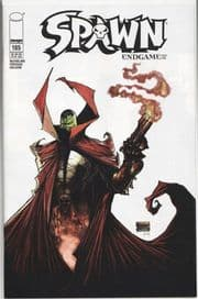 Spawn #185 First Print Todd McFarlane Cover A (2008) Image comic book