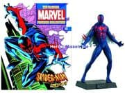 Classic Marvel Figurine Collection #197 Spider-man 2099 Eaglemoss Publications