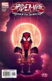 Spider-man: Legend Of The Spider Clan