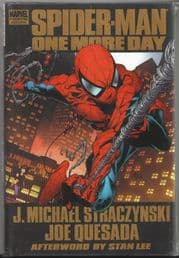 Spider-man One More Day Hardcover HC Graphic Novel Dynamic Forces Signed Joe Quesada DF COA Ltd 15