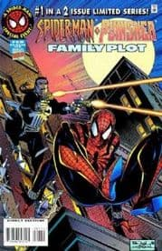 Spider-man Punisher Family Plot