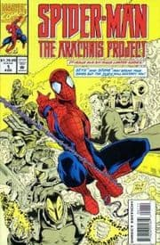 Spider-man: The Arachnis Project