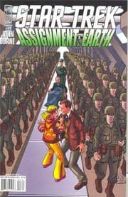 Star Trek Assignment Earth #3 (2008) IDW comic book
