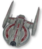 Star Trek Discovery Starships Collection ISS Shenzhou NCC-1227 Subscriber Variant Eaglemoss