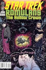Star Trek Romulans The Hollow Crown #2 (2008) John Byrne IDW Publishing comic book