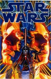 Star Wars #1 Virgin Variant Dynamic Forces Signed Alex Ross DF COA Ltd 50 Dark Horse Comics
