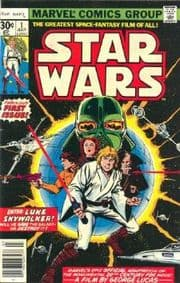 Star Wars Comics (1977 Series)