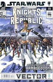 Star Wars Knights Of The Old Republic #28 Vector Part 4