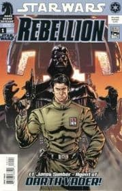 Star Wars Rebellion Comics