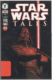 Star Wars Tales #1 Dynamic Forces Signed x7 DF COA Darth Vader Dark Horse comic book