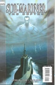 Sub-Mariner The Depths Comics